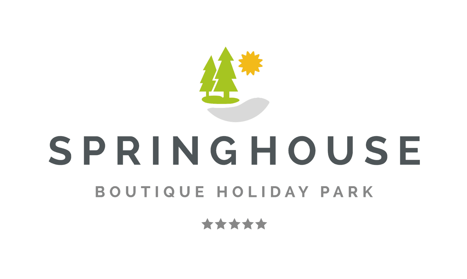 springhouse country park logo