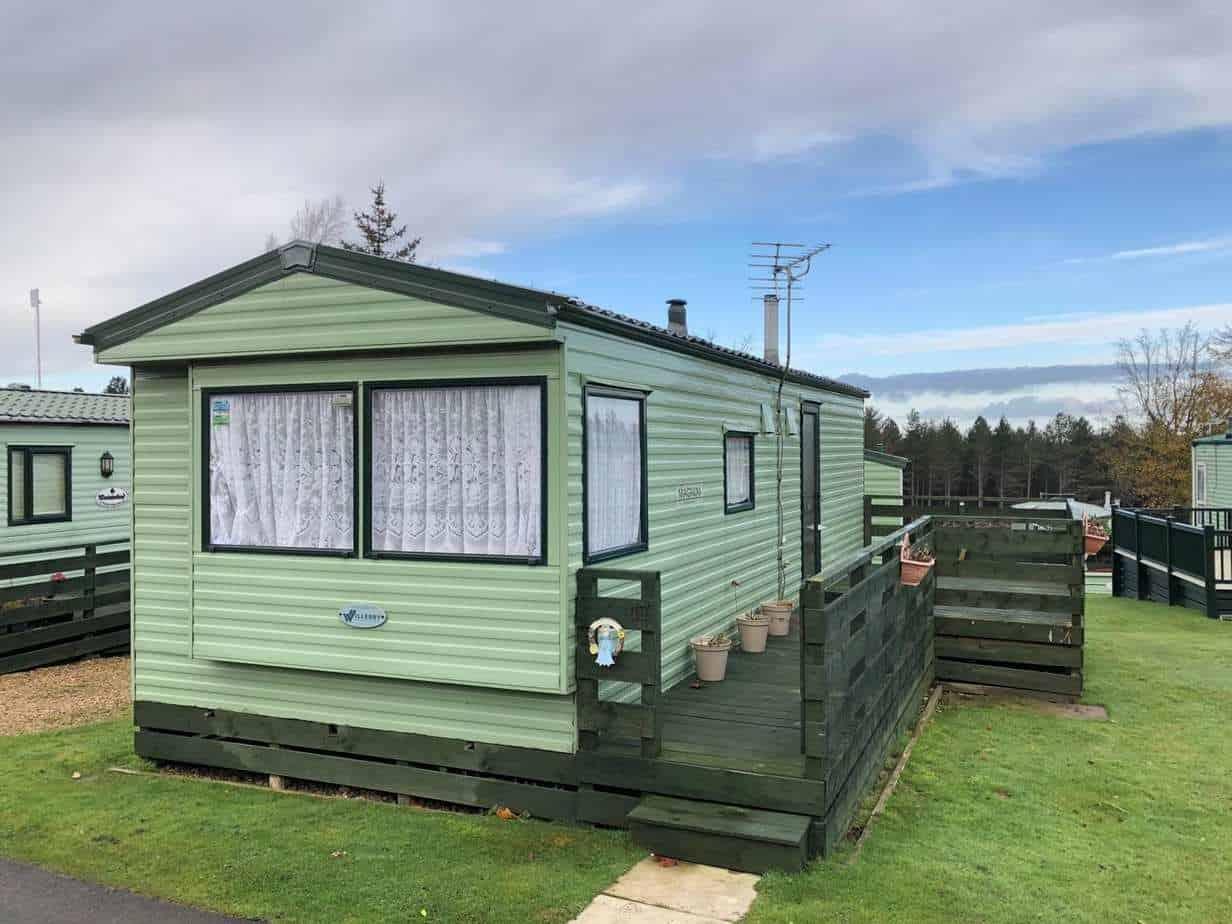 New Static Caravans for sale in Hexham   Inspire Leisure