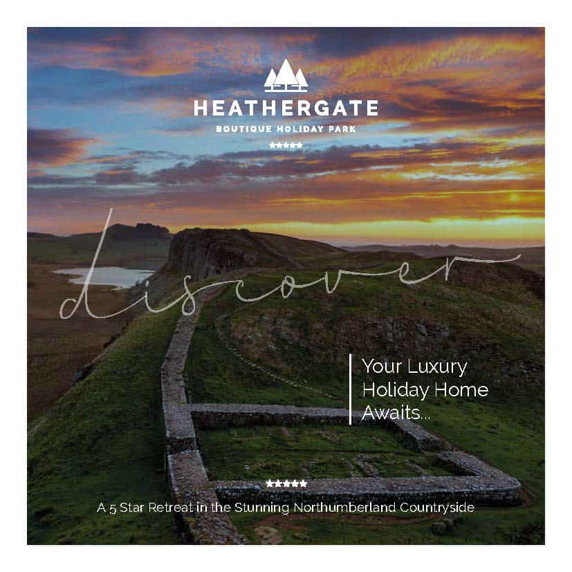 Heathergate Boutique Holiday Home Park Brochure 2020