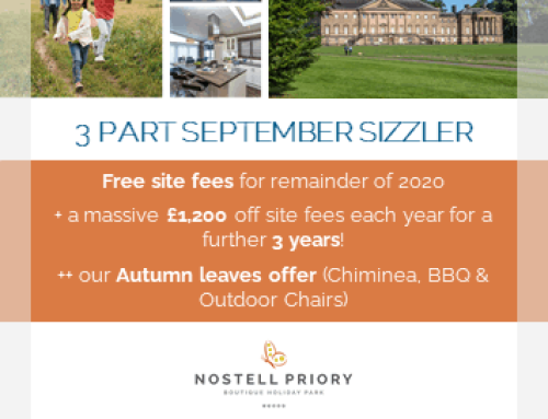 Nostell Priory September Sizzler